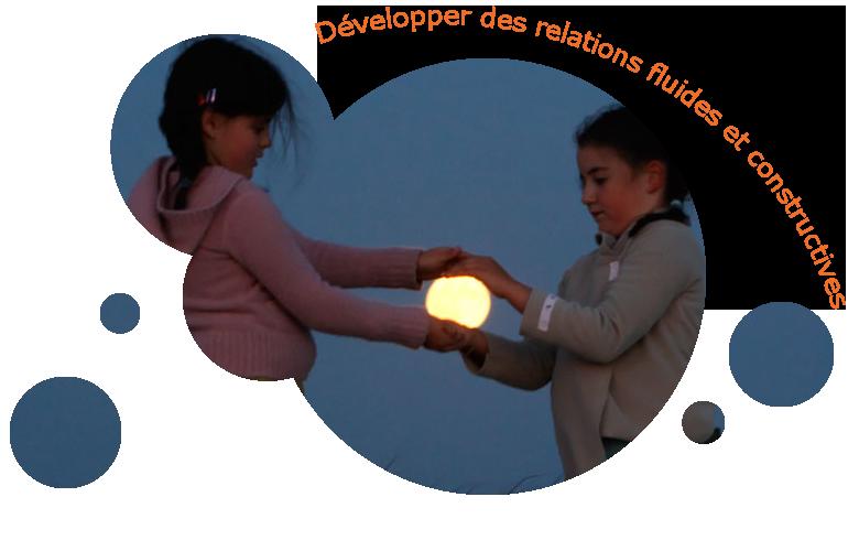 Développer des relations-